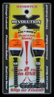 Stops Rod-N-Bobb/'s 150 Bobbers Each set with a Slip RIG WRH-150+ 3 Pks 3 B